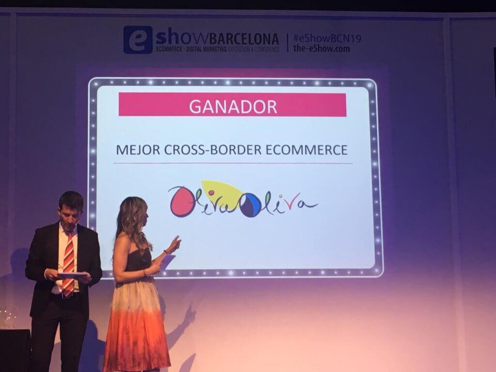 Oliva Oliva mejor Ecommerce Crossborder 2019